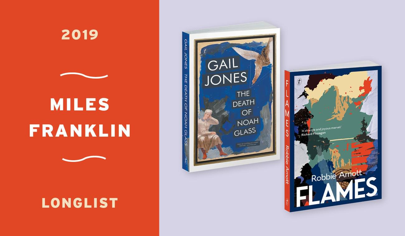 Text Titles Longlisted for the Miles Franklin Literary Award