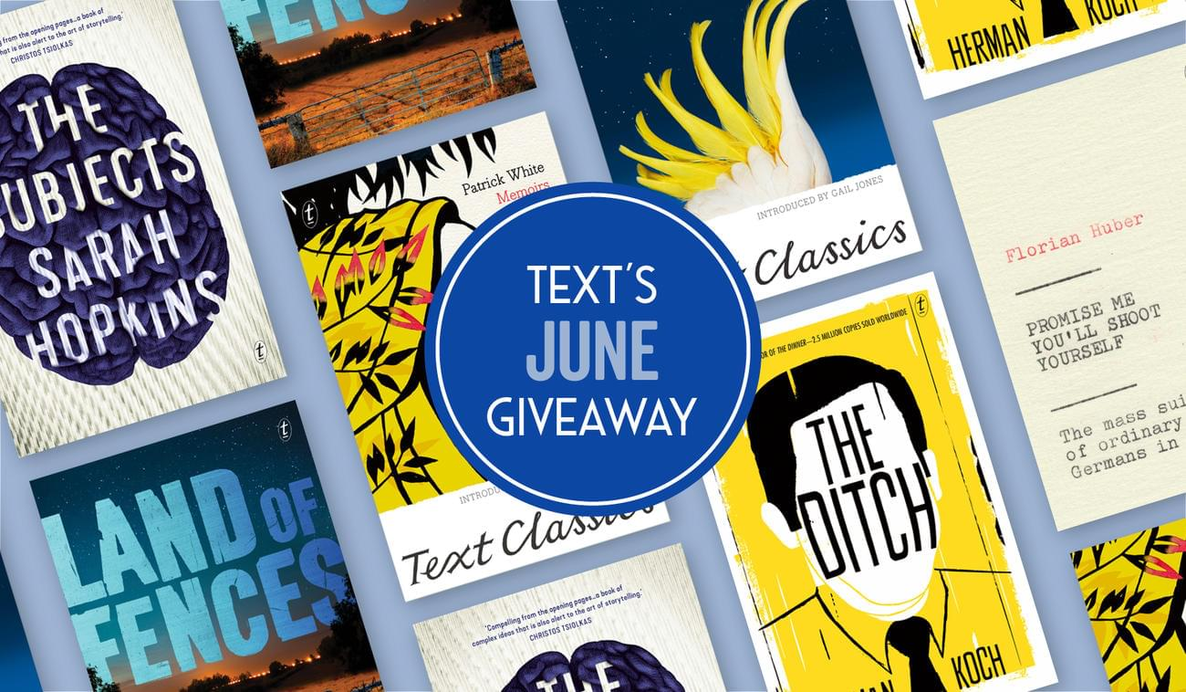 June New Releases and Giveaways