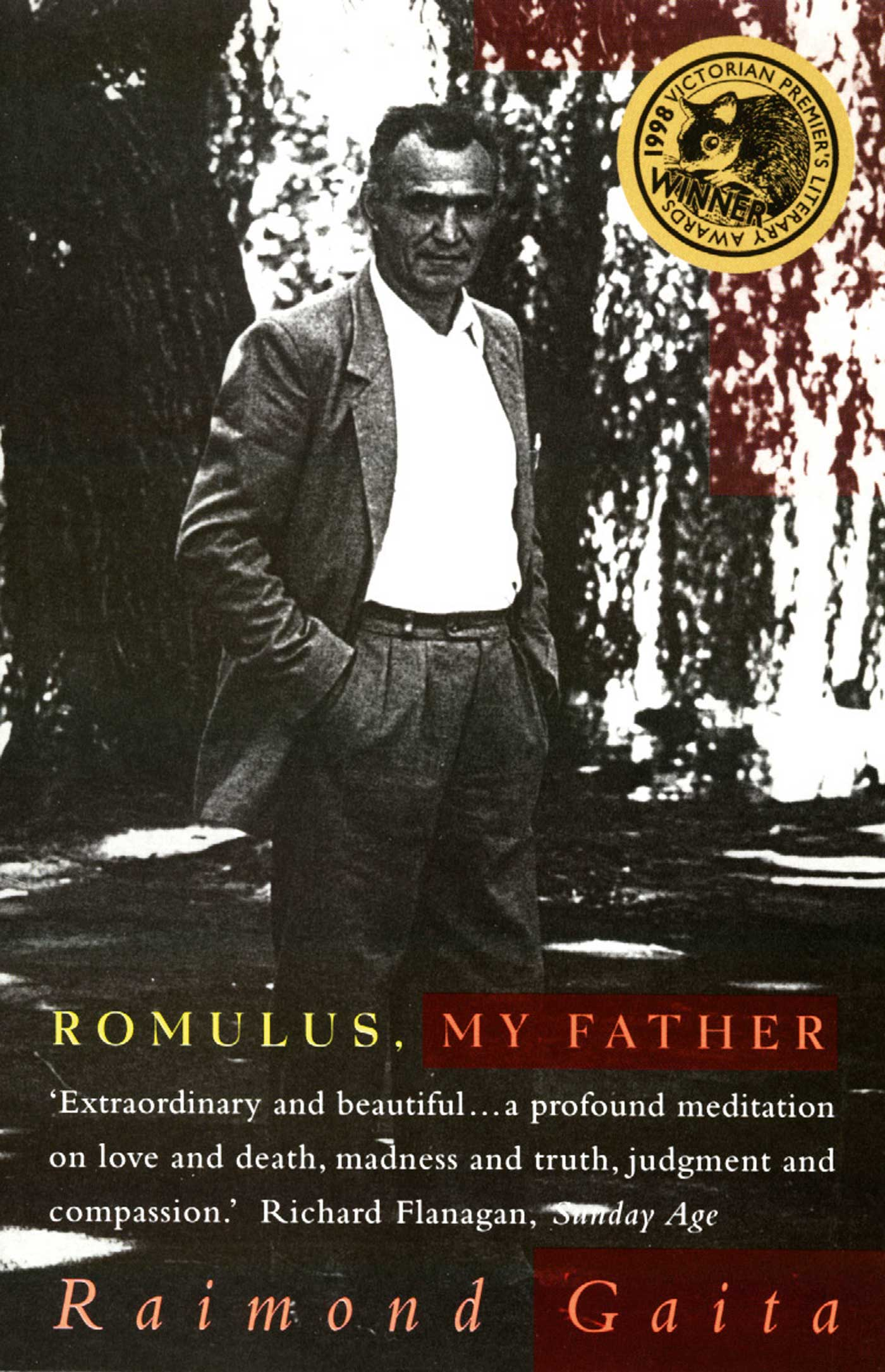 romulus my father belonging thesis