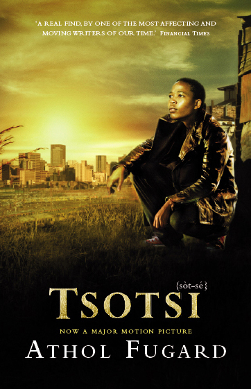 Tsotsi movie essay