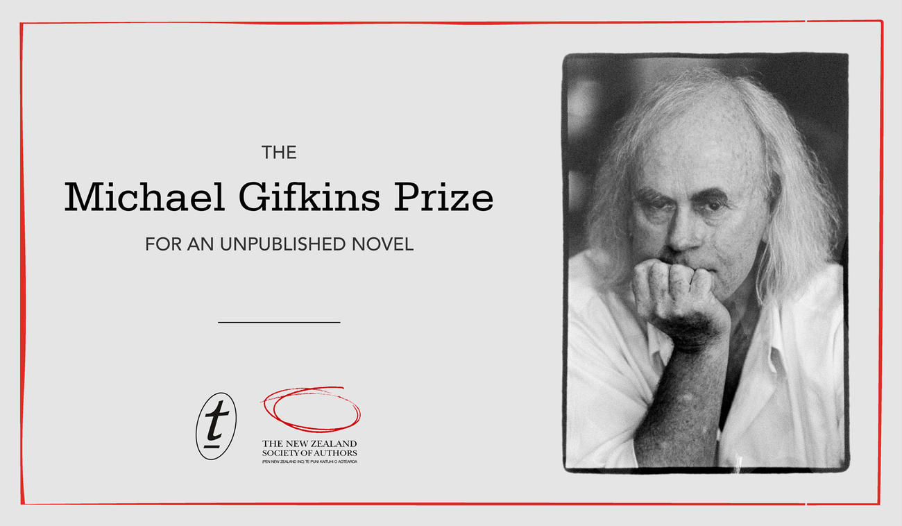 Michael Gifkins Prize for an Unpublished Novel