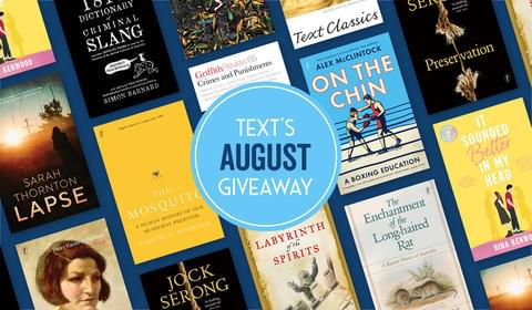 August New Books and Giveaways