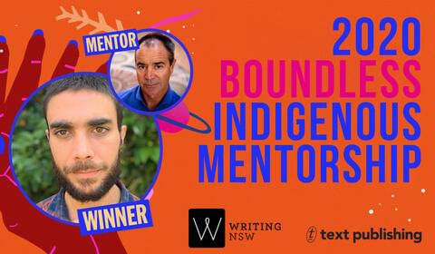 2020 Boundless Indigenous Writer's Mentorship Winner