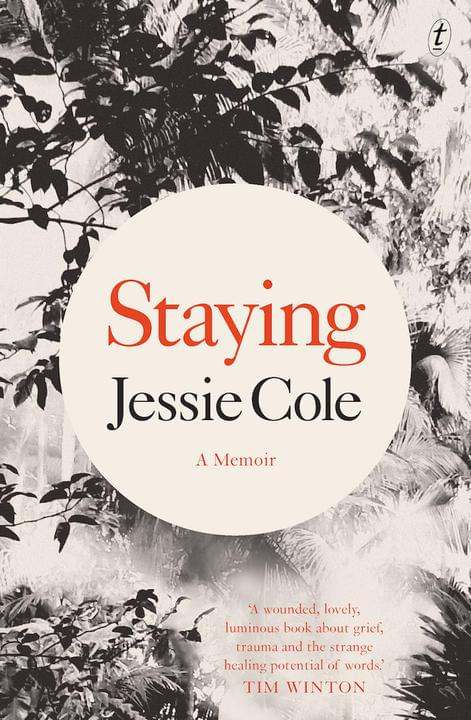 Staying by Jessie Cole