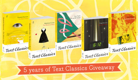 Five Years of Text Classics!