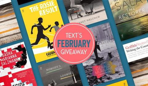 February's New Books and Giveaways
