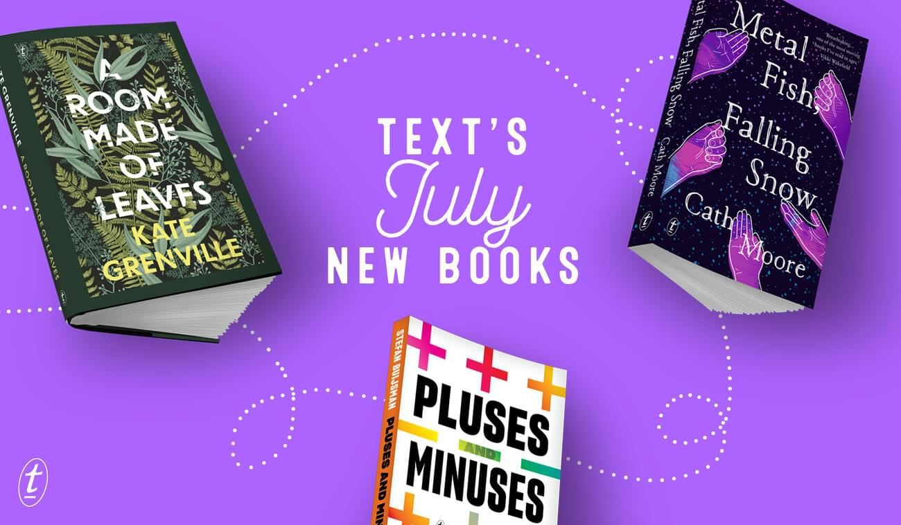 July New Books