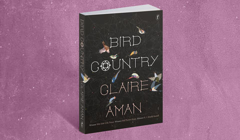 Bird Country by Claire Aman Launch Speech and Extract