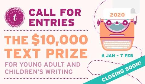 2020 Text Prize: Submissions Closing Soon!