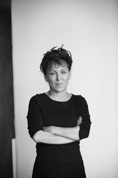 Olga Tokarczuk, winner of the 2018 Man Booker International Prize