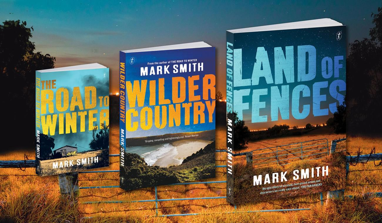 Mark Smith's Road to a trilogy