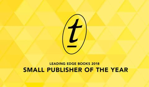 Text wins 2018 Small Publisher of the Year