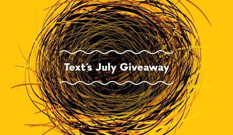 July's New Titles and Monthly Giveaway!
