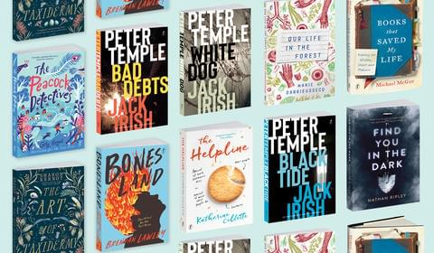Text's ABDA Shortlisted Covers