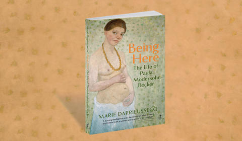 Marie Darrieussecq Talks to Text about Paula Modersohn-Becker