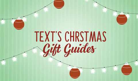 Text's 2017 Staff Picks Are Here to Save Christmas