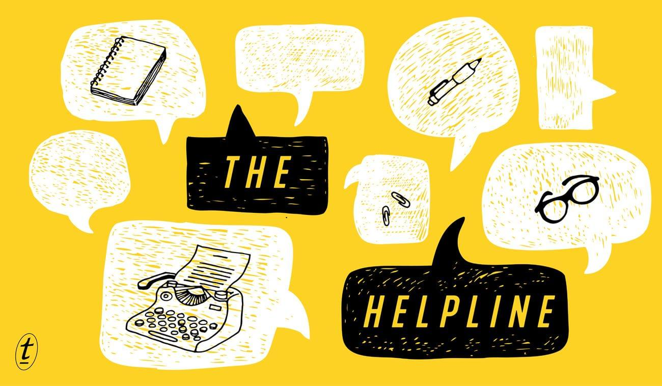 The Helpline: 5 Reasons Why Good Writing Gets Rejected