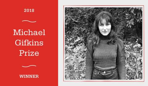 Twenty-five-year-old debut novelist wins inaugural Michael Gifkins Prize for an Unpublished Novel