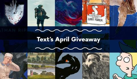 Extremely Wonderful April Books at Text