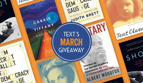 March's New Books and Giveaways