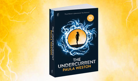 An Electrifying Extract from The Undercurrent by Paula Weston