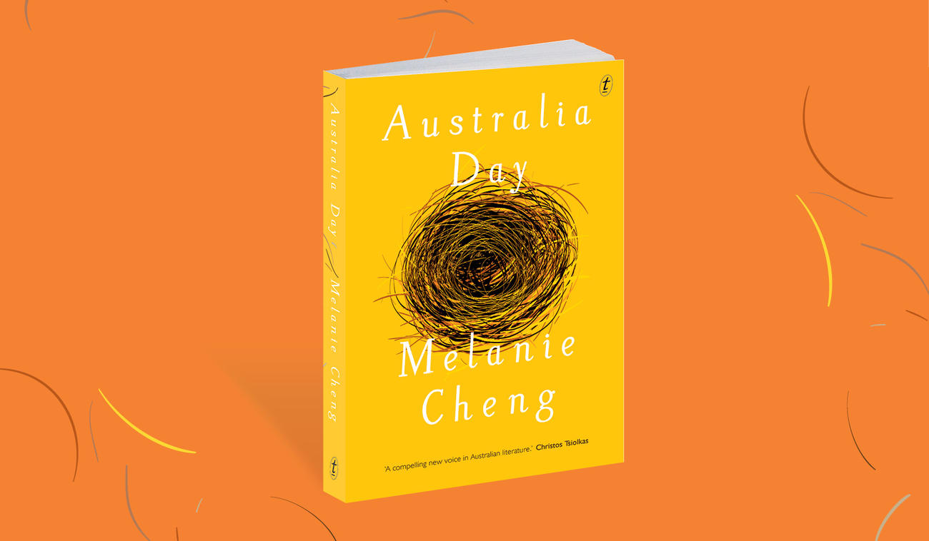 Q&A with Melanie Cheng, author of Australia Day