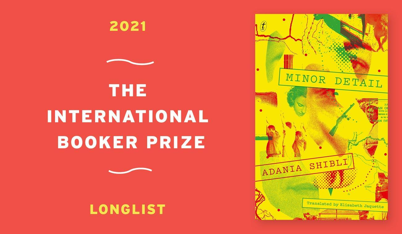 Minor Detail longlisted for International Booker
