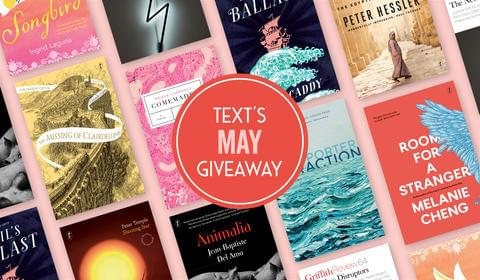 May New Releases and Giveaway