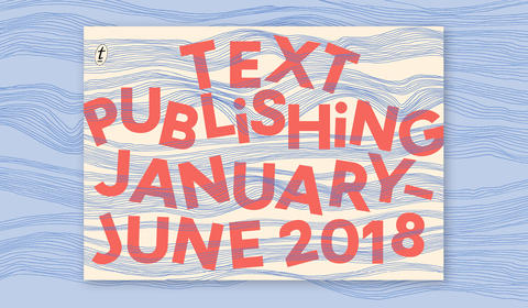 Text's 2018 January to June catalogue is here!