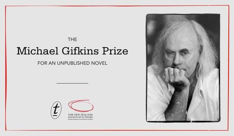 Submissions now open for the 2019 Michael Gifkins Prize
