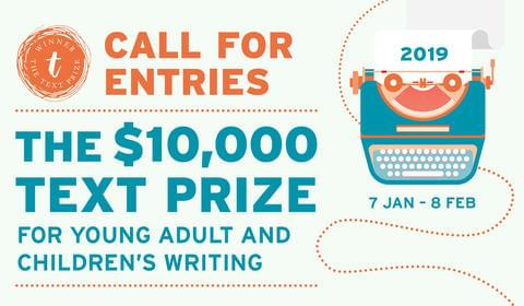 Submissions for the 2019 Text Prize Are Now Open!