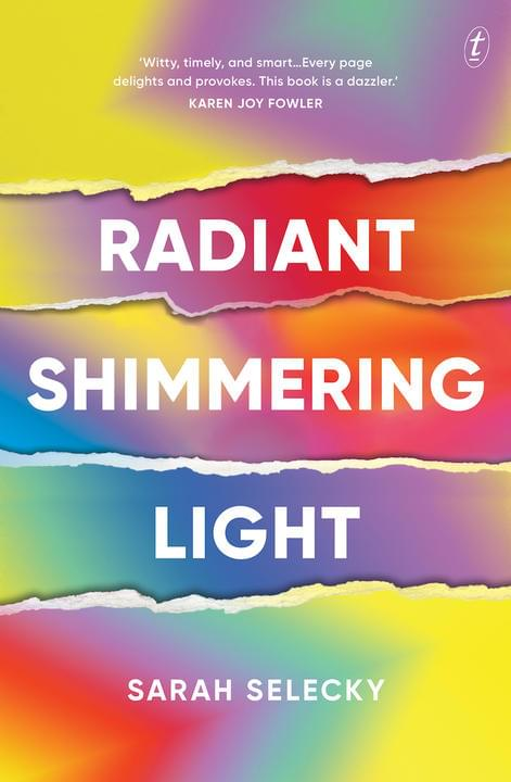 Radiant Shimmering Light by Sarah Selecky