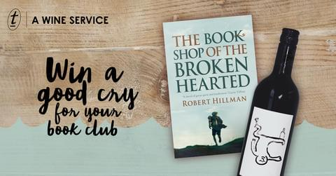 The Bookshop of the Broken Hearted Book Club & Wine Competition