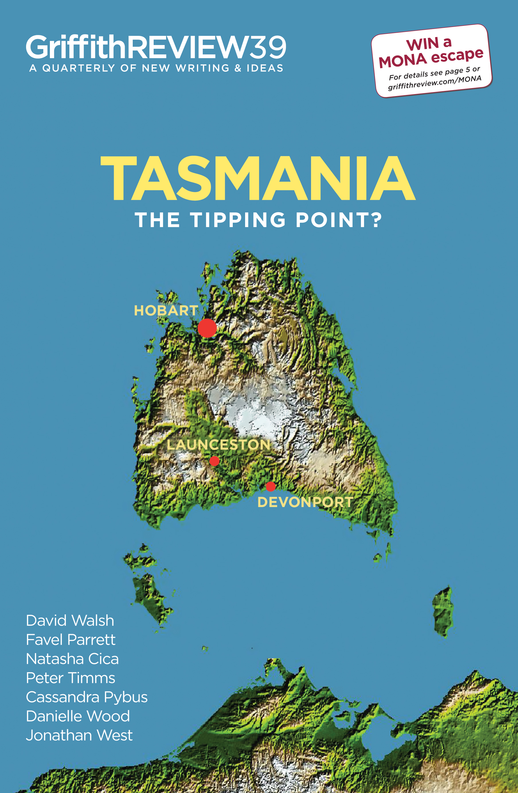 griffith review 39 tasmania the tipping point book by julianne share this booksharehigh resolution coverpicturepreview