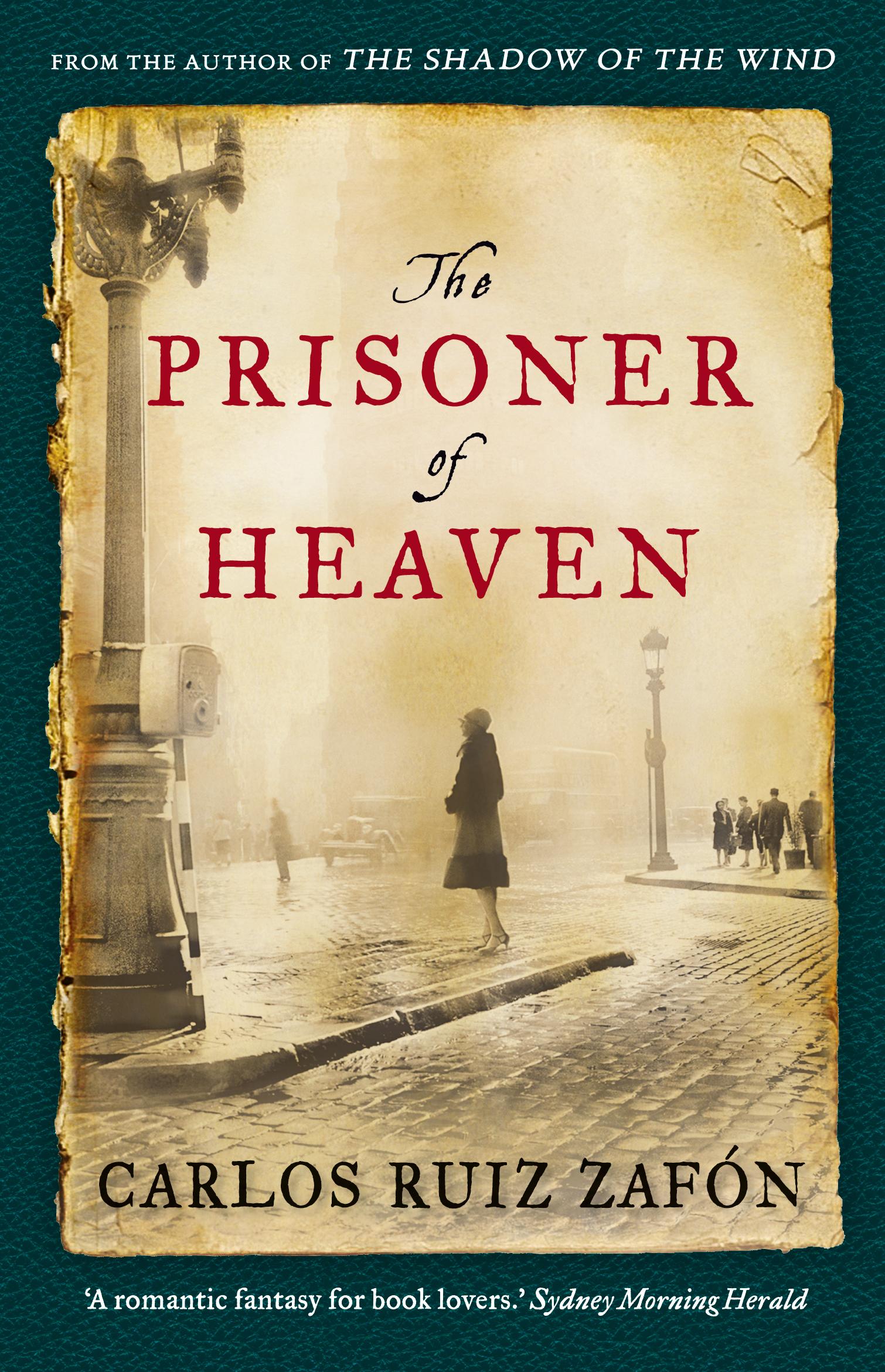 carlos ruiz zafon the prisoner of heaven pdf