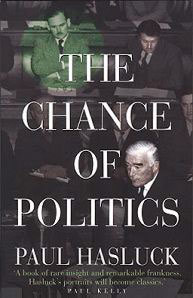 The Chance of Politics