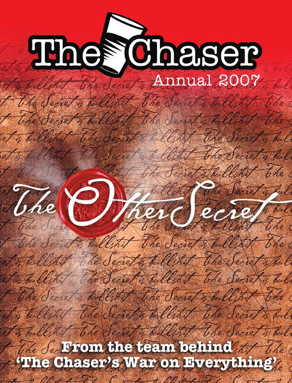 The Chaser Annual 2007