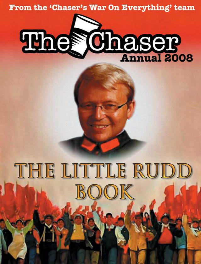 The Chaser Annual 2008