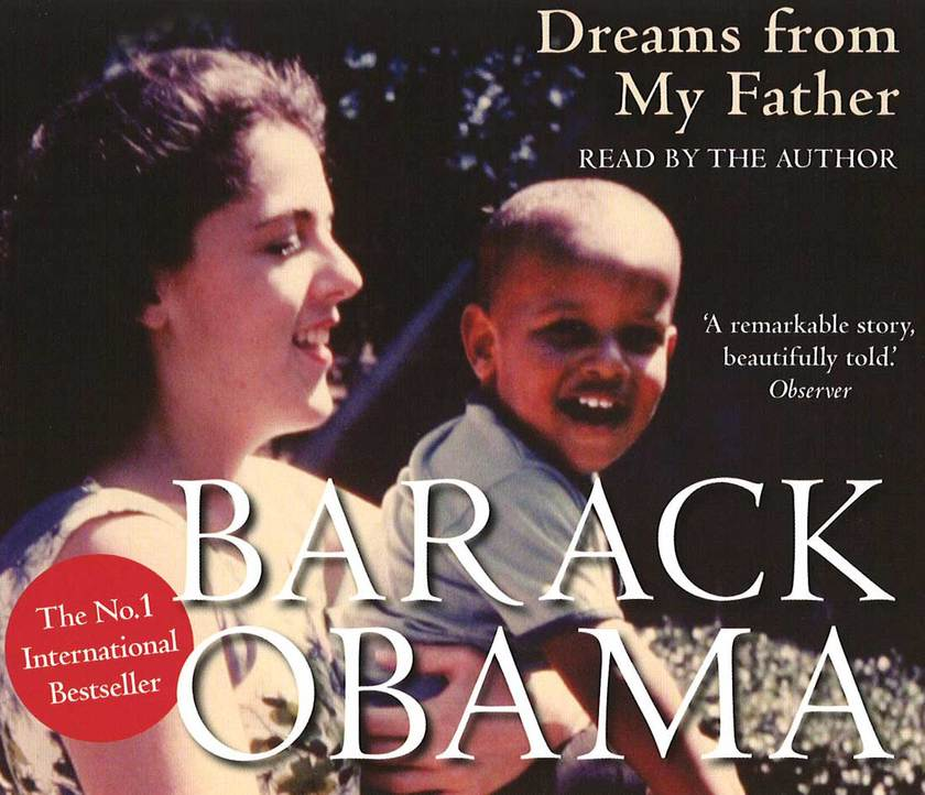 Dreams from My Father audio book