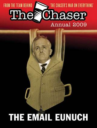 The Chaser Annual 2009
