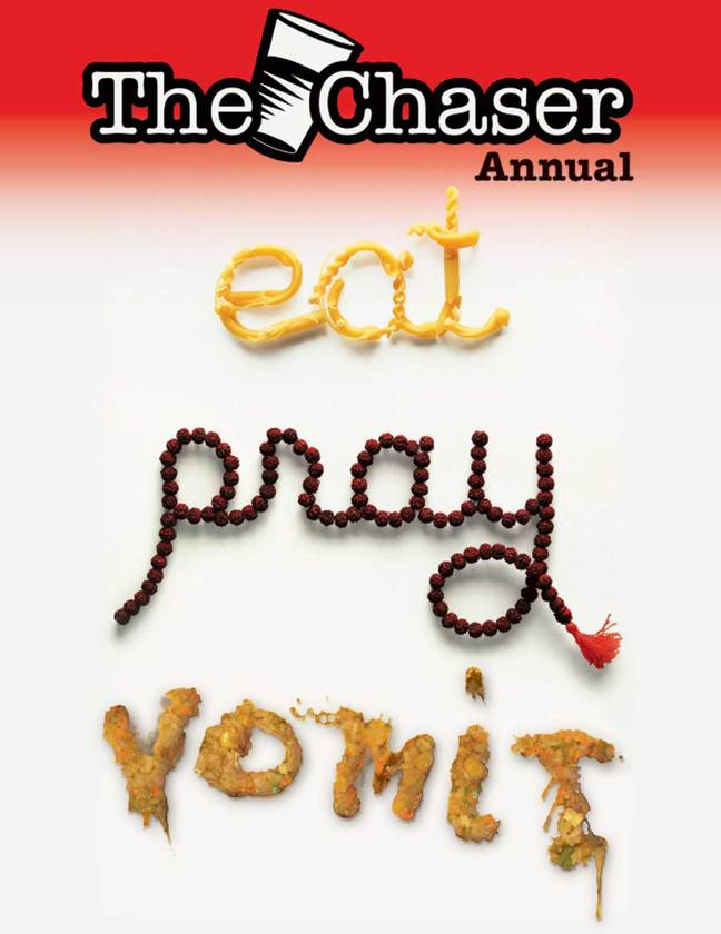The Chaser Annual 2010