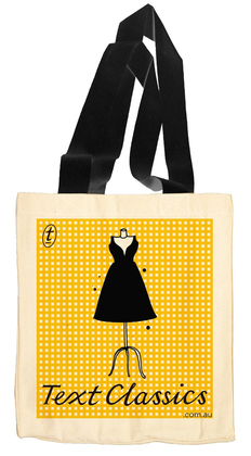 Text Tote - Women in Black