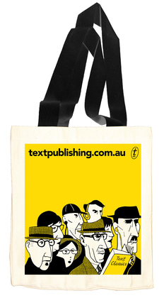 Text Tote - Weird Mob