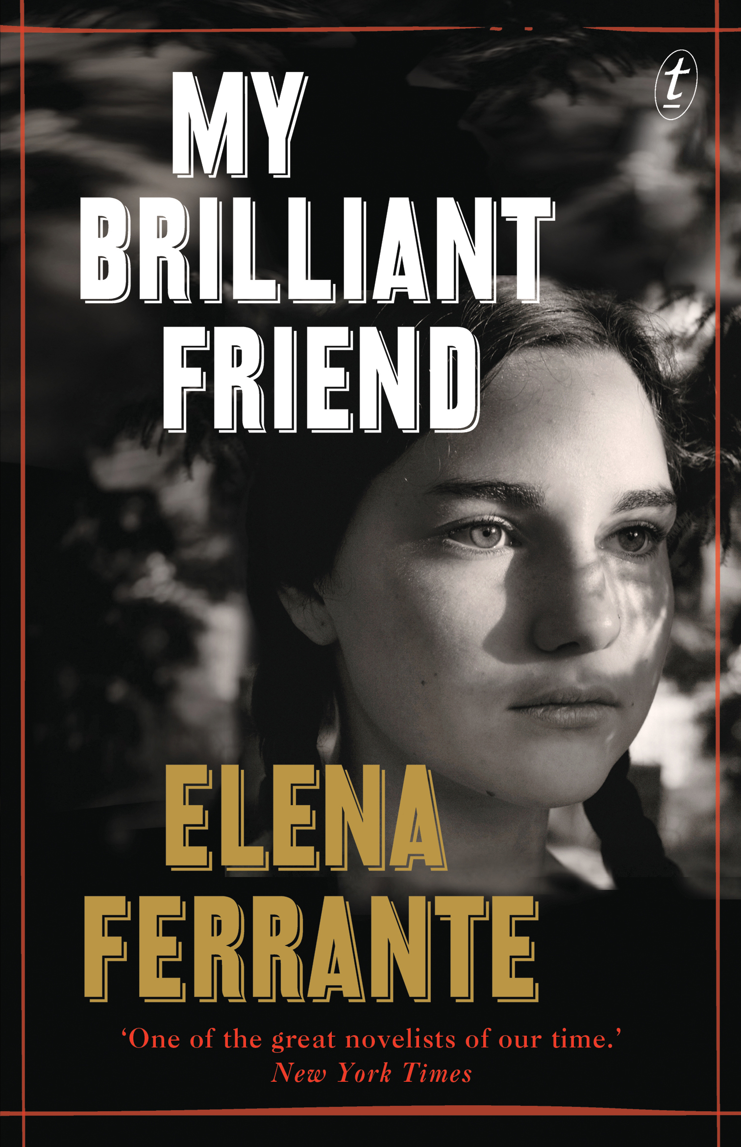 Elena Ferrante $2999 My Brilliant Friend