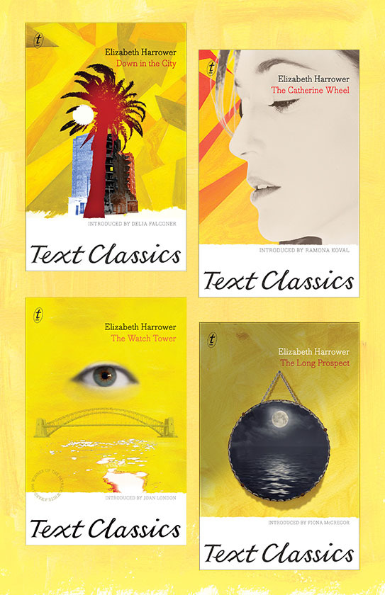 Elizabeth Harrower Text Classics Set