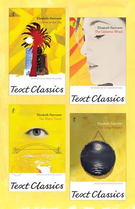Elizabeth Harrower Text Classics Set