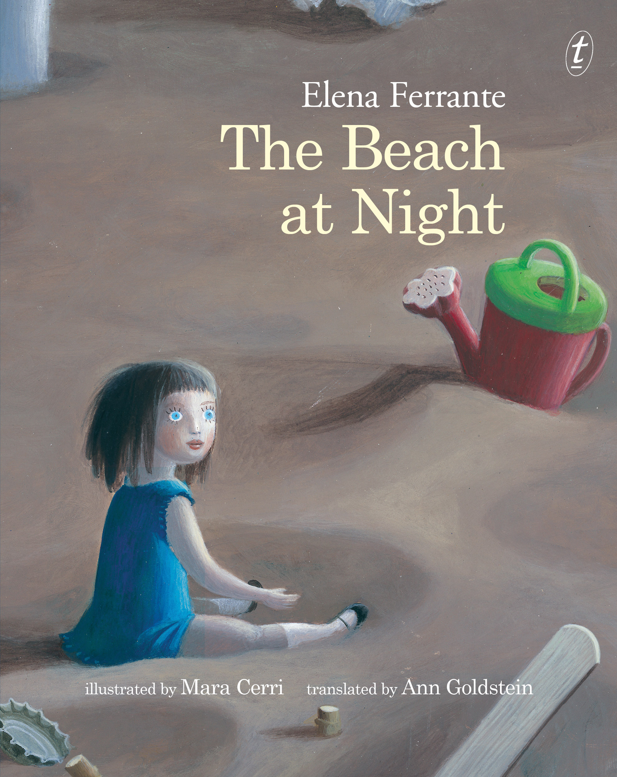Elena Ferrante $2299 The Beach At Night