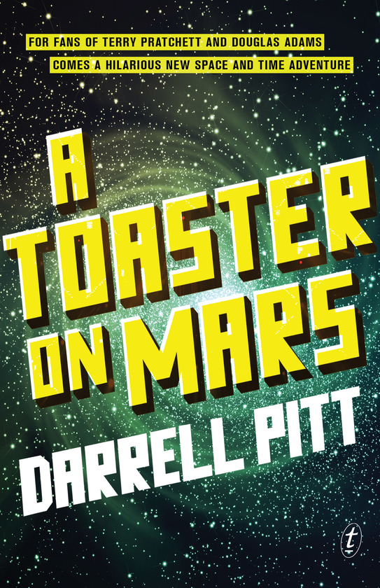 A Toaster on Mars