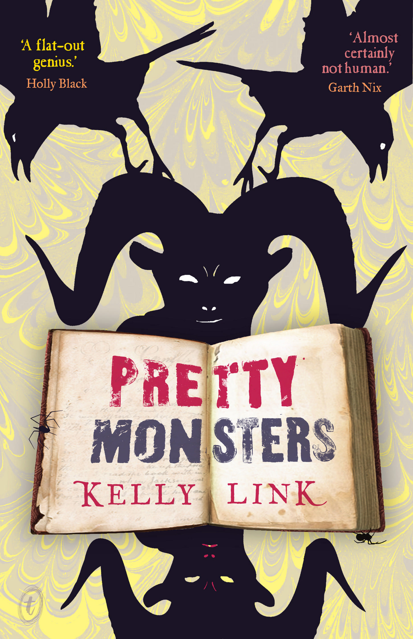 Text Publishing — Pretty Monsters, book by Kelly Link