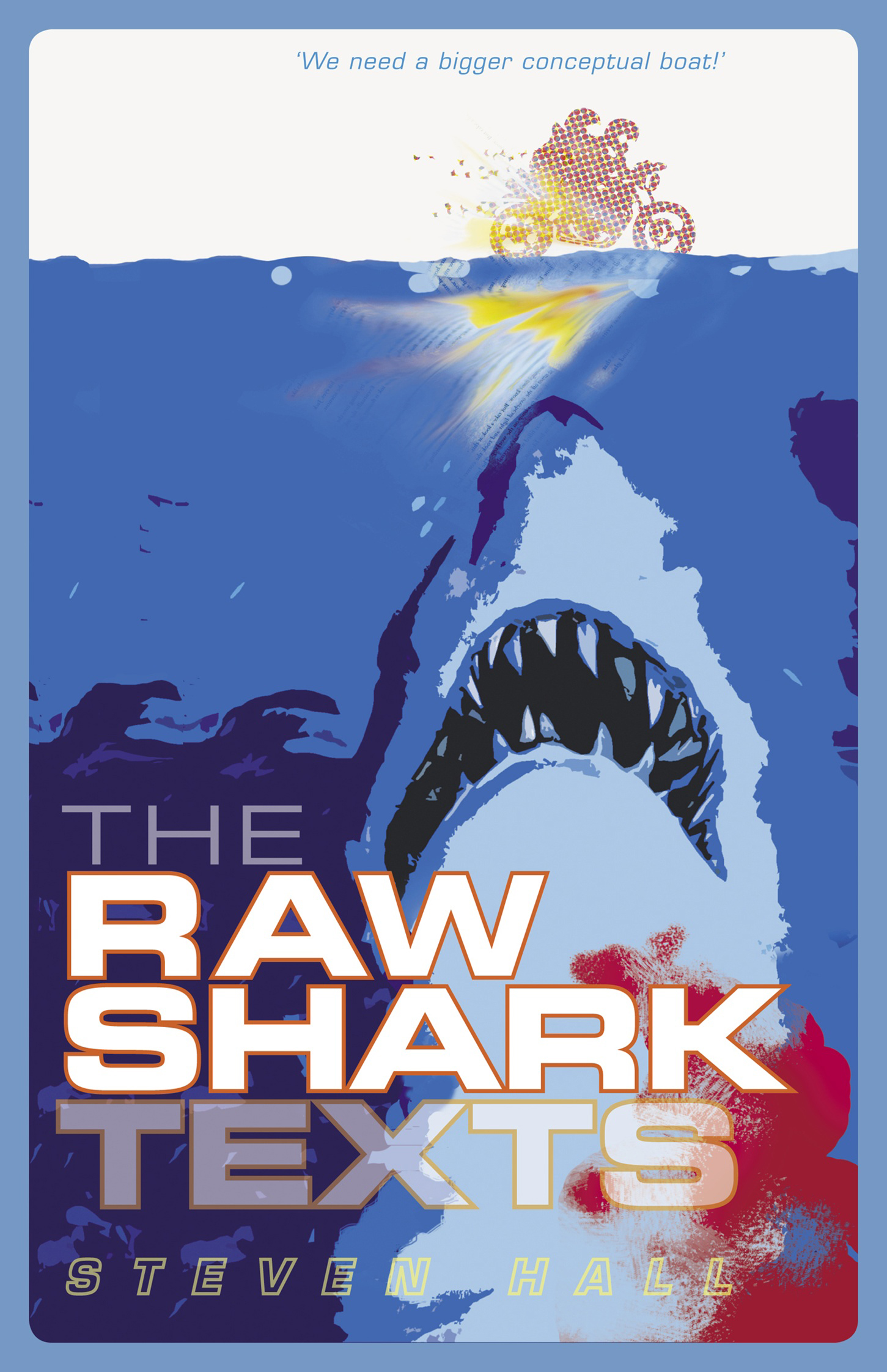 the raw shark texts hall steven